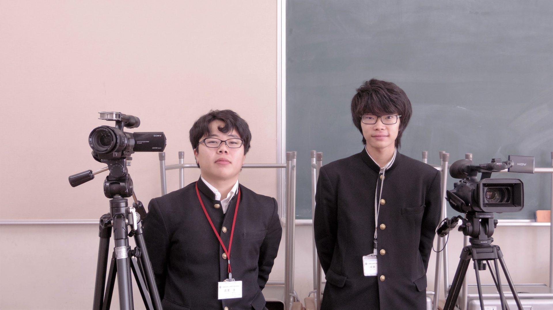 検見川高校放送部
