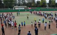 """生涯スポーツ 〜めざせ〜""""日本一テニスの盛んなまち・松戸"""""""