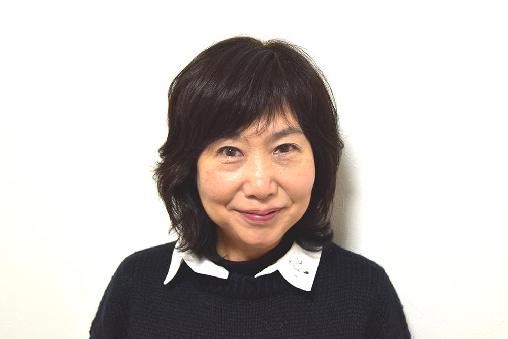 鈴木麻里子さん